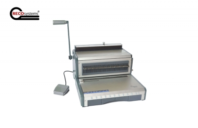WB 6E - Electric Wire Binding Machine
